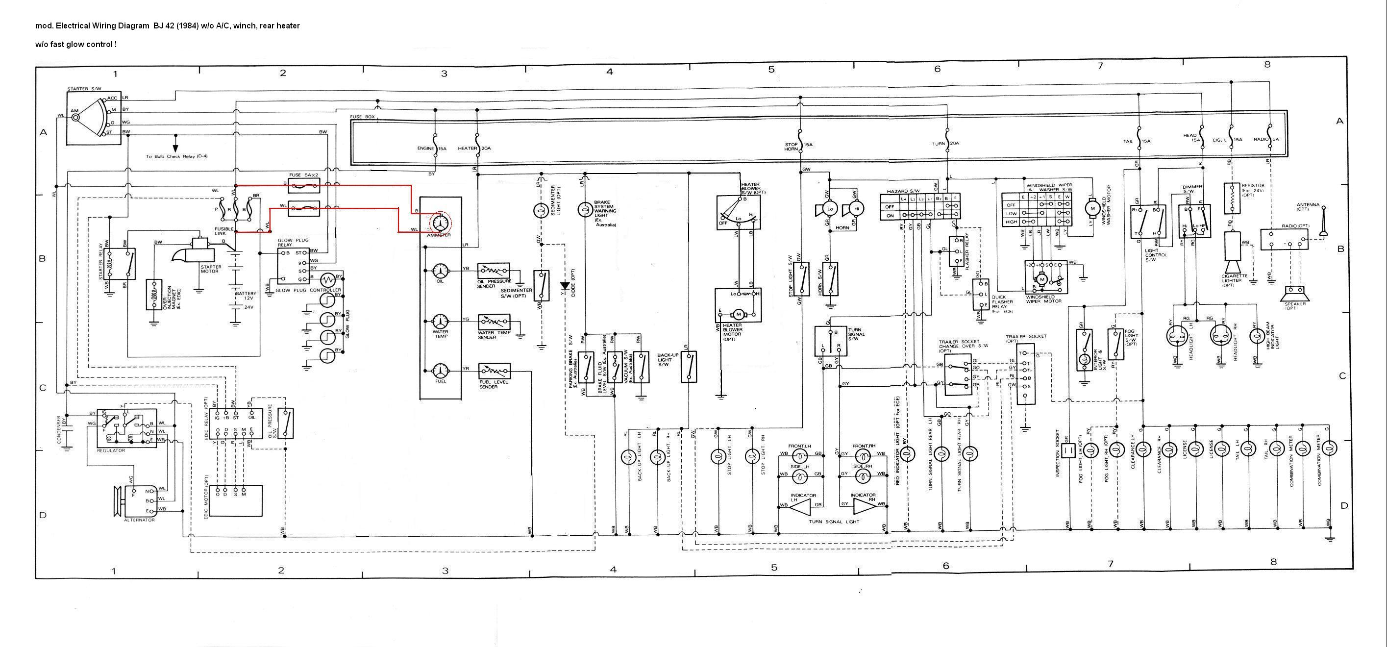 2009 fj cruiser wiring diagram